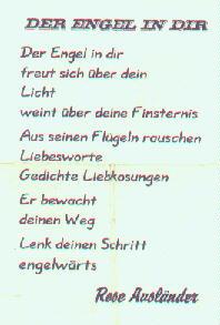 Gedicht licht lustig